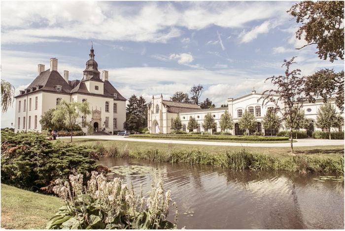 Hochzeit auf Schloß Gartrop / Hünxe
