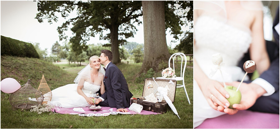 picknick-vintage-brautpaar