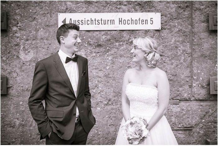 Hochzeit im Vintage-Stil / Ruhrgebiet