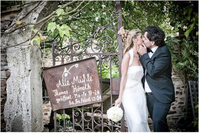 Hochzeit in der
